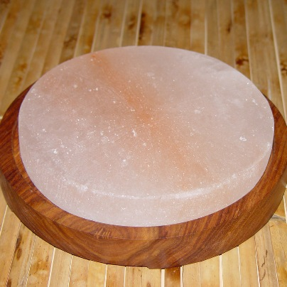 SALT SLAB, SALT TRAY, COOKING SLAB‏